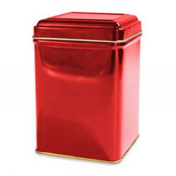 Олово окрашенное в красный цвет