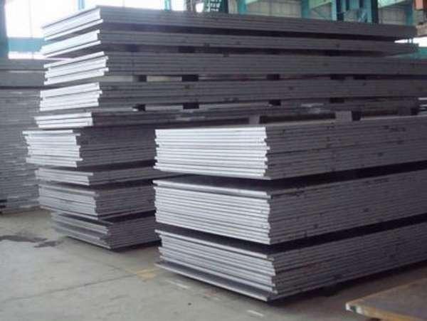 Листы конструкционной стали