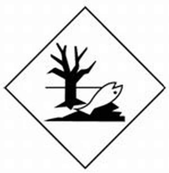 знак опасное для среды