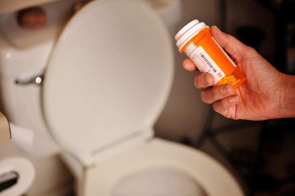 домашней утилизации лекарств