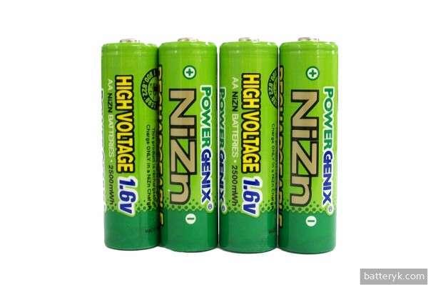 Ni-Zn аккумуляторы