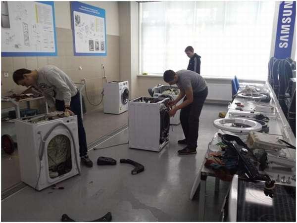 разборка стиральных машин