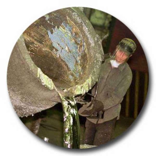 Заводы которые производят олово