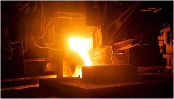 Фото мартеновская печь