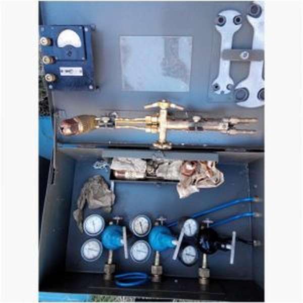 Подводная резка металла инструмент БУПР