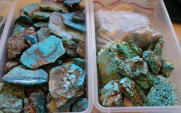 Камень бирюза — талисман душевного и физического здоровья