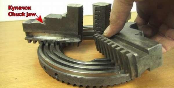 Кулачки приспособление для токарного станка