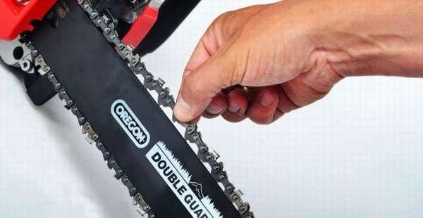 При сборке станка своими руками может понадобится режущий блок бензопилы