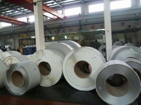 Готовая продукция стальных листов