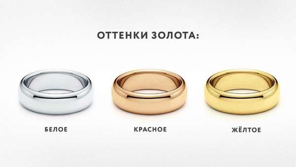 Какое золото лучше выбрать красное или желтое: плюсы и минусы, все отличия и отзывы покупателей