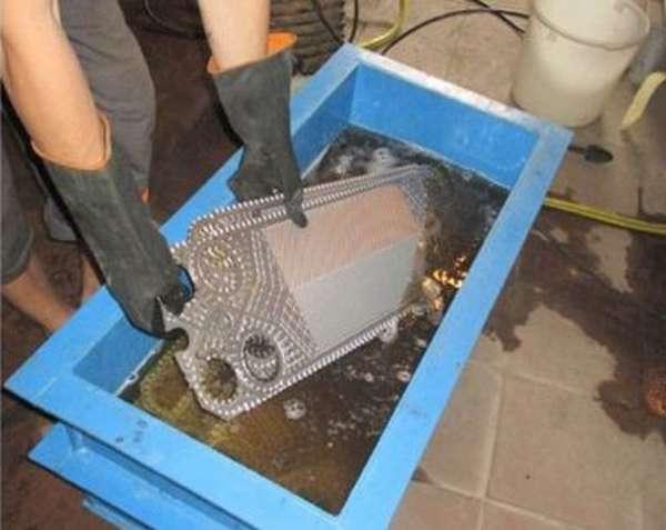 Травление нержавеющей стали используется во многих отраслях промышленности