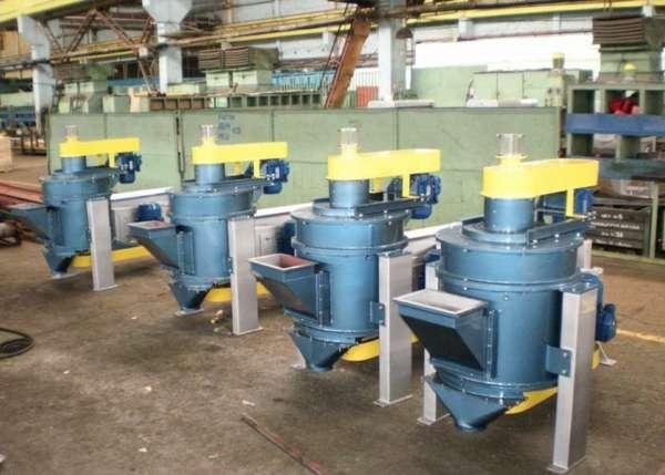 Оборудование для подготовки зерна к дроблению