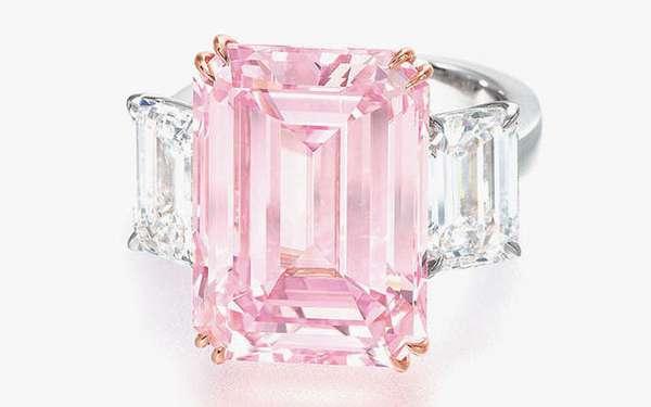 Загадка природы необыкновенный розовый бриллиант