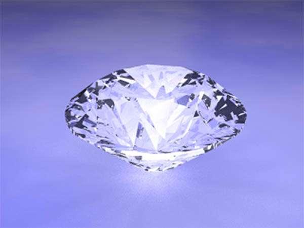 Фото алмаза