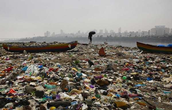 Последствия выброса отходов с судов
