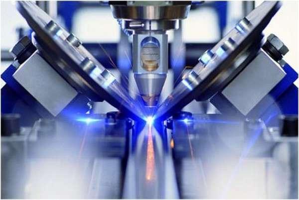 Технология полировки металла лазером