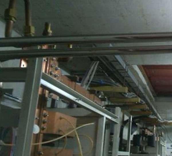 Трубный прокат из нержавеющей стали затребован в системах охлаждения электроустановок, где окалина и ржавчина внутри системы может оказаться фатальной