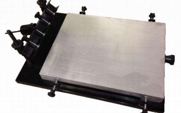 Ручной стол для шелкографии