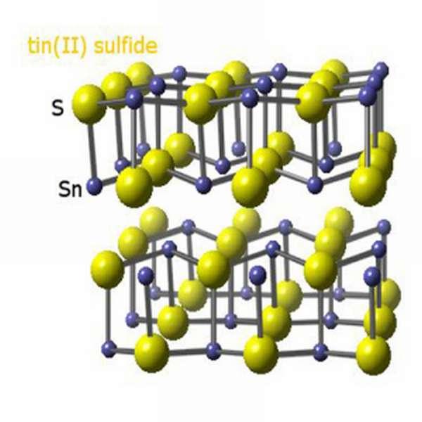 Сульфид олова - 11