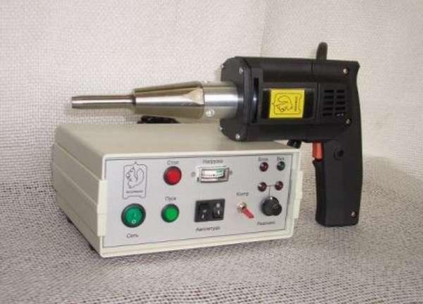 Ультразвуковой сварочный аппарат