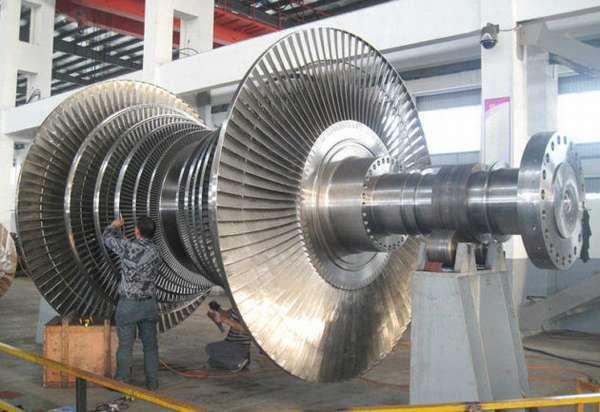 Ротор турбины
