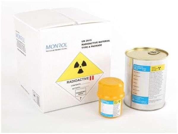 медицинские радиоактивные материалы