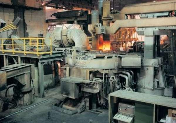 Современная электродуговая печь это сложный агрегат, нацеленный на высокое качество выплавляемой стали