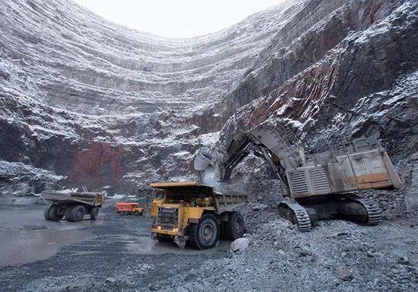 Как происходит добыча алмазов и лидеры отрасли