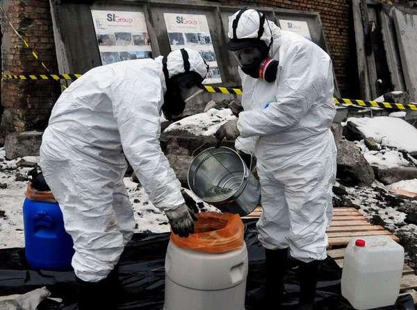 Радиоактивный мусор