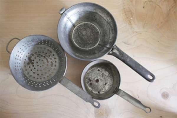 Посуда из олова