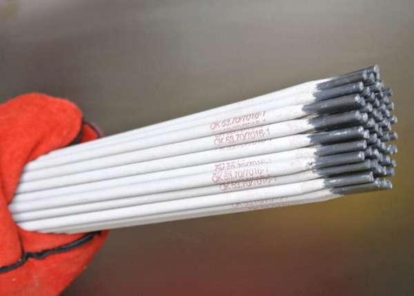 Сварочные электроды для алюминия