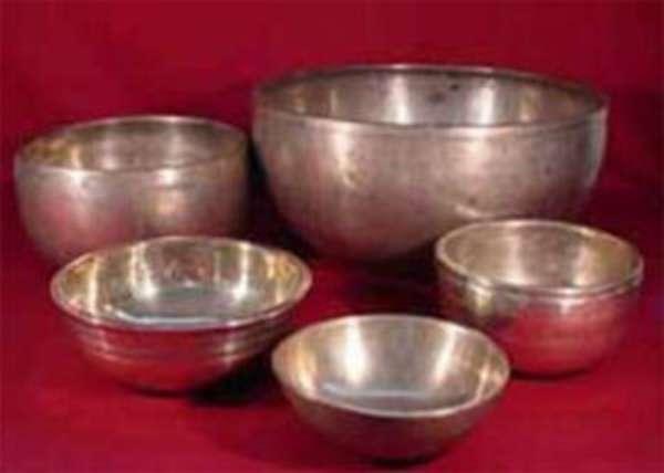 Посуда из олова - твердый металл