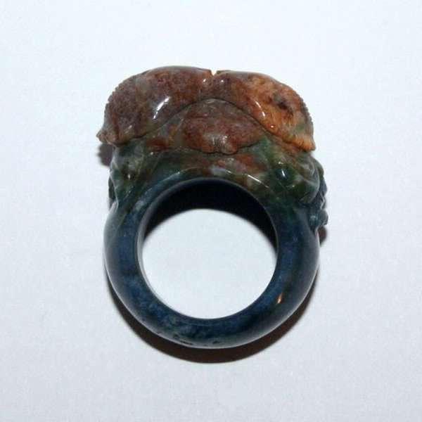 Две рыбы кольцо